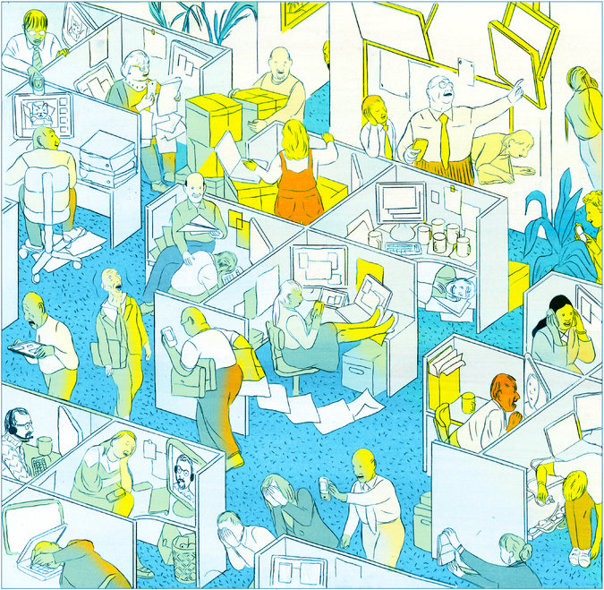 Why You Hate Work - NYTimes.com