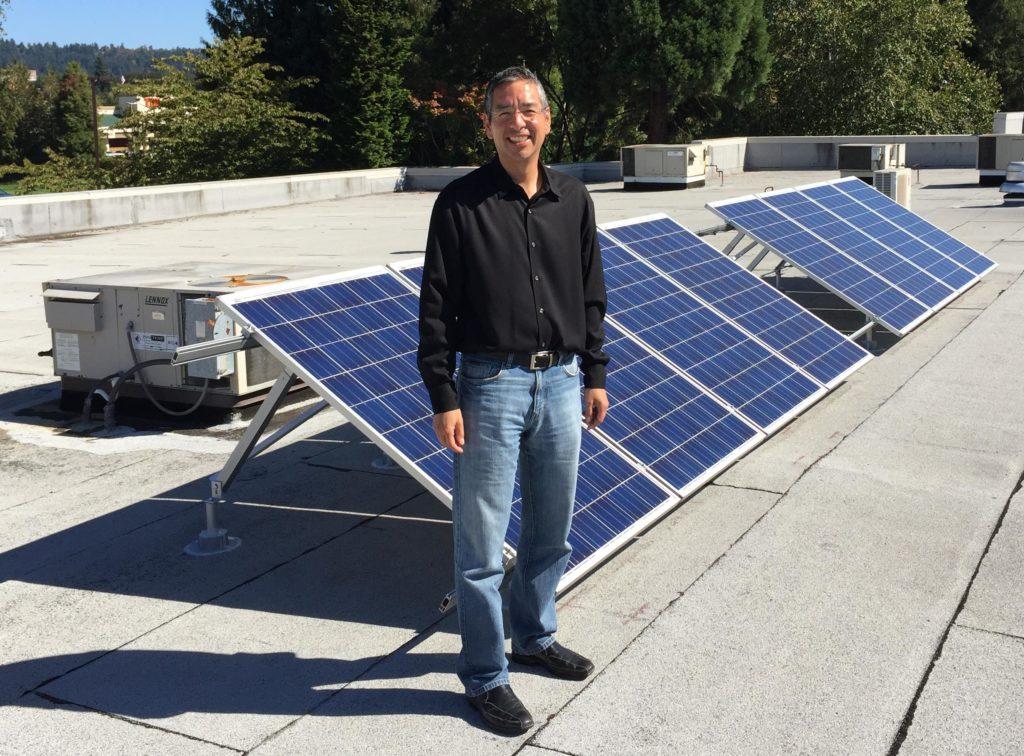 CK with Solar Array small